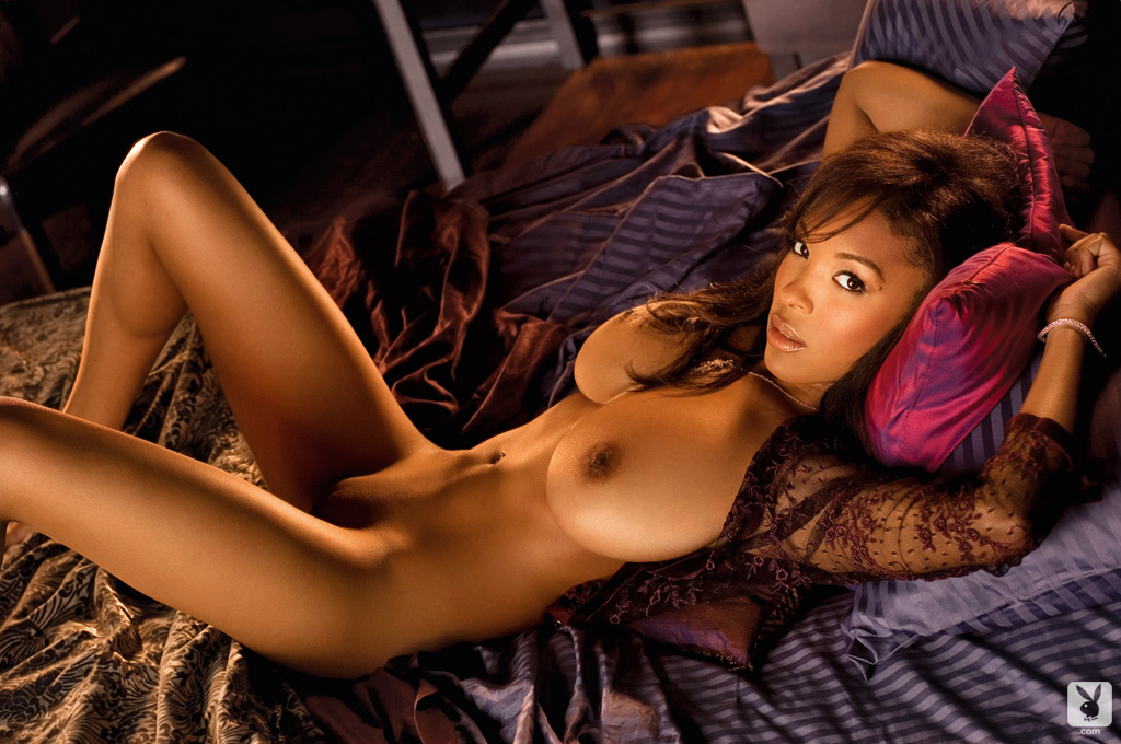 Patrice Hollis nude for Playboy