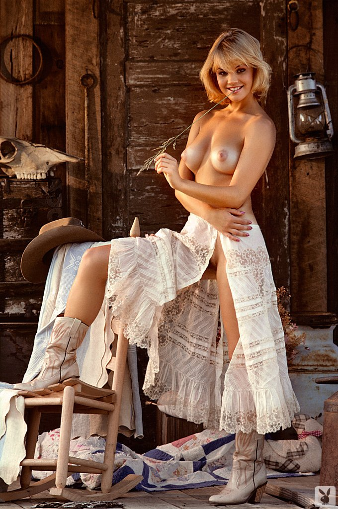 Playboy Classics – The Girls of Texas nude for Playboy