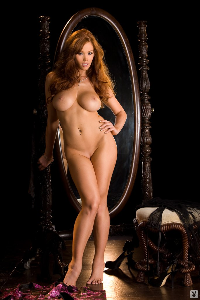Playboy Features – How to Undress for Your Man nude for Playboy