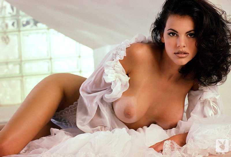 Playboy Natural Beauties – Alesha M. Oreskovich nude for Playboy