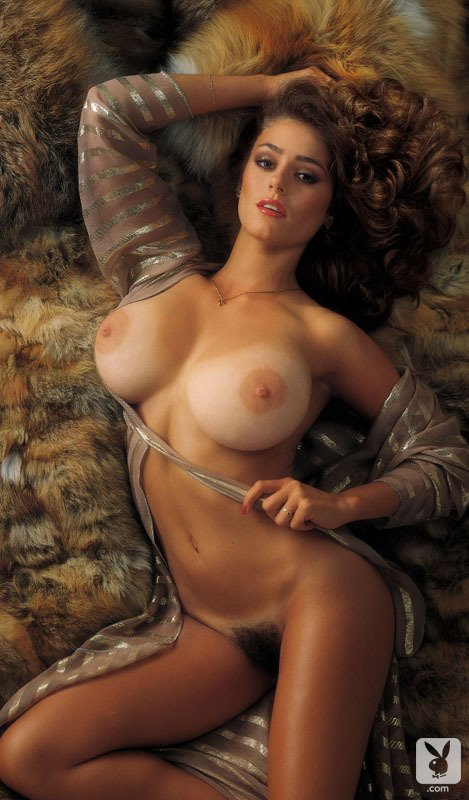 Playboy Features – Centerfolds of the Century nude for Playboy