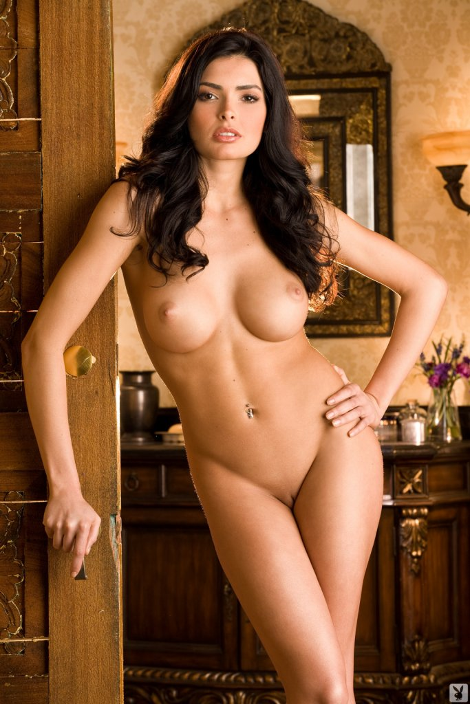 Playmate Exclusive – Sasckya Porto nude for Playboy