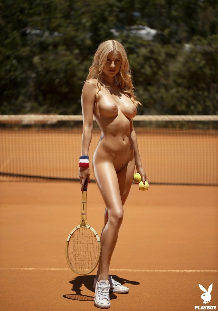 Playboy Playmates of the Decade – October nude for Playboy