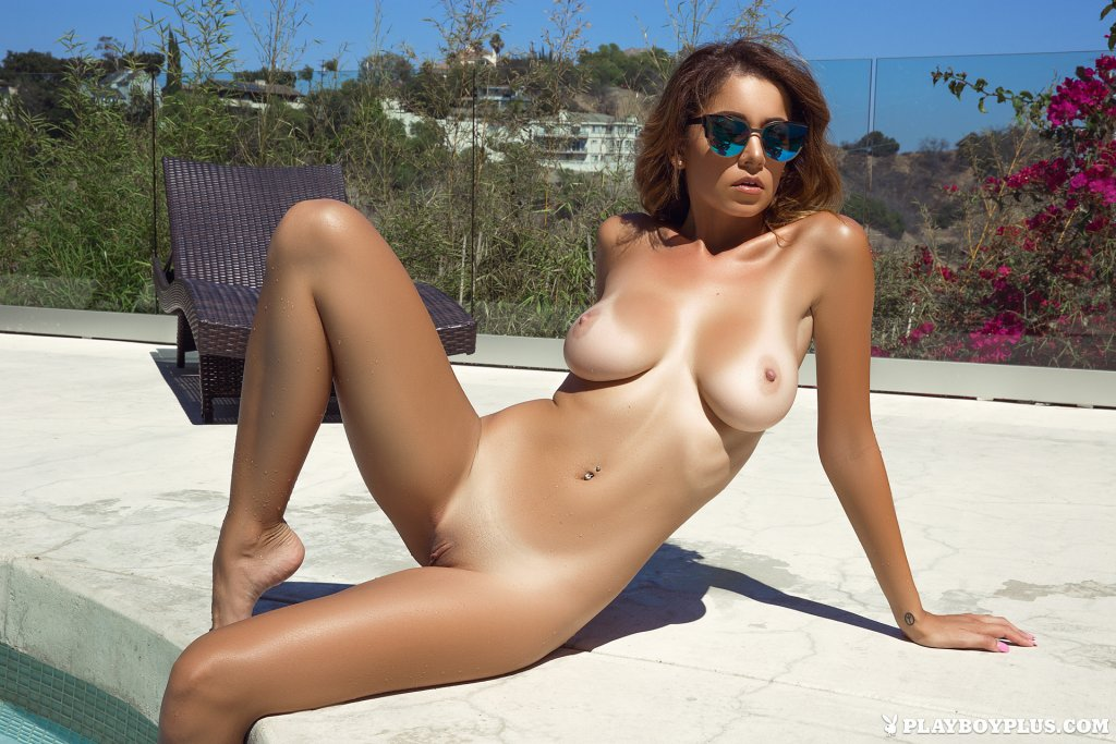 Ali Rose – Spectacular nude for Playboy