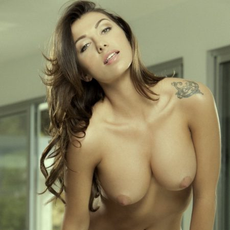 Casey Connelly nude for Playboy