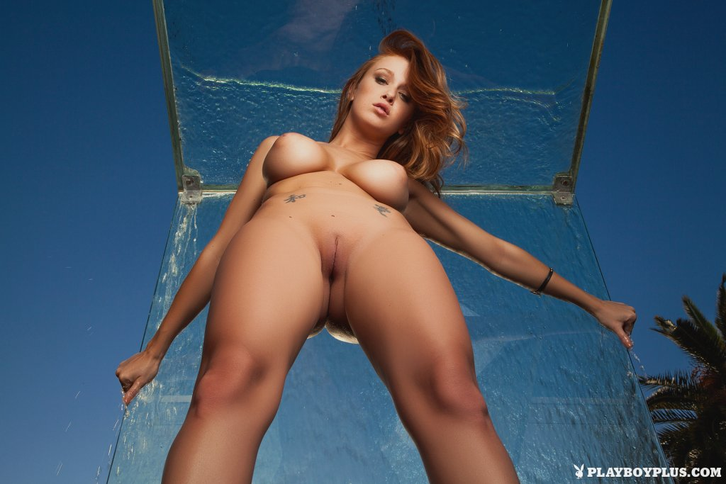 Playboy Features – Best of Leanna Decker nude for Playboy