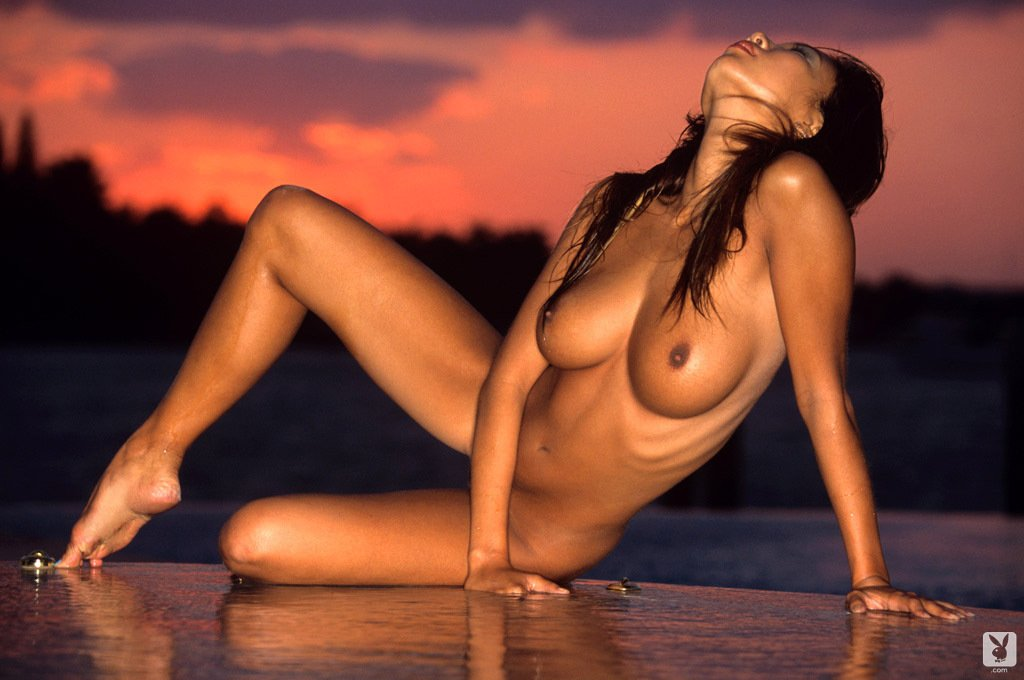 Playboy Features – Playmates Fun in the Sun nude for Playboy