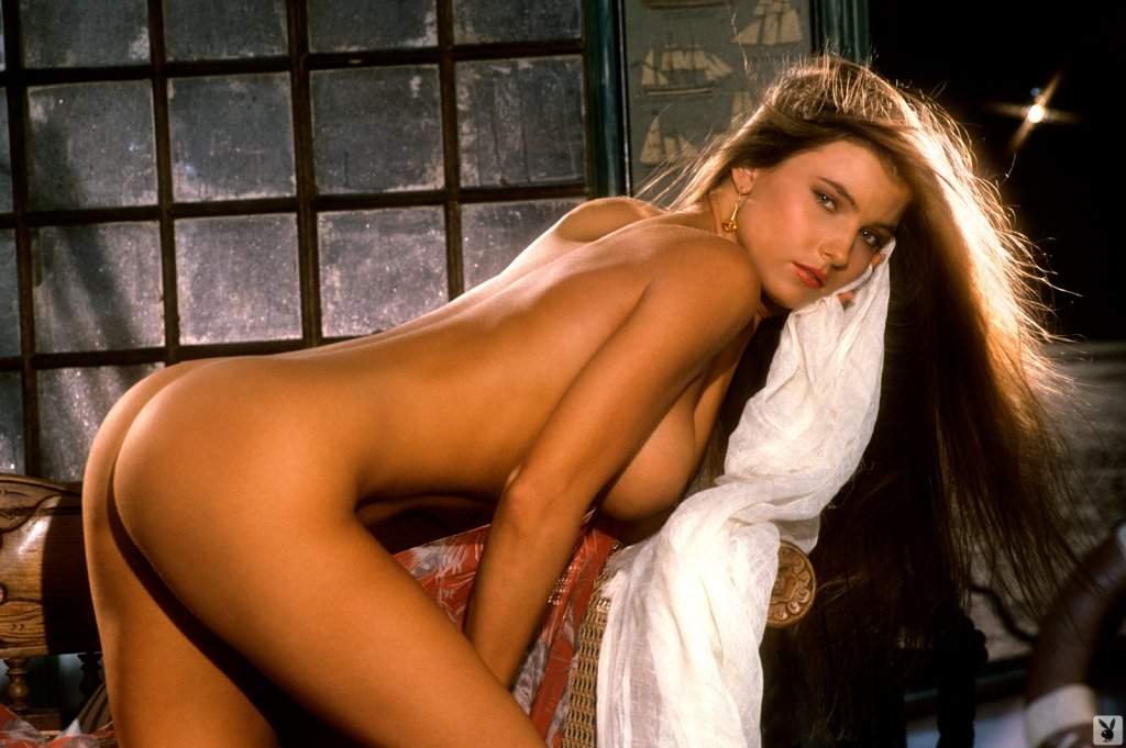 Playboy Playmate Review 1991 – Features nude for Playboy
