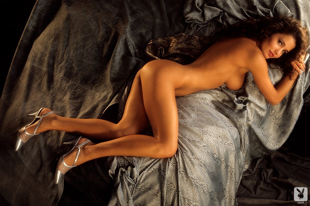 Playboy Playmate Review 1993 – Features nude for Playboy